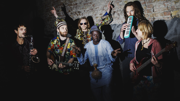 Tiliboo Afrobeat - Worldmusic Afrobeat Jazz Reggae Salsa Live Act in Berlin
