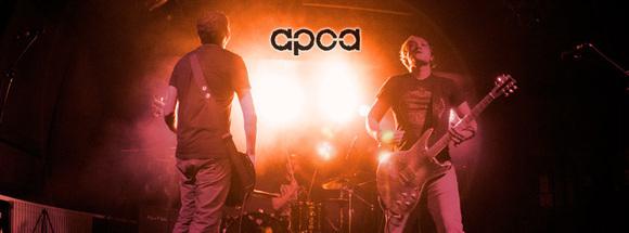 apoa - Rock Postrock Post-Metal Live Act in Dresden