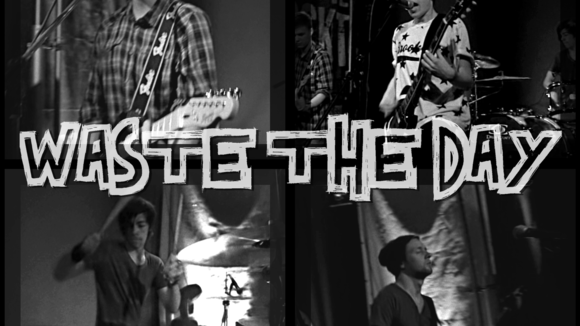 Waste the Day - Alternative Pop Live Act in Gütersloh