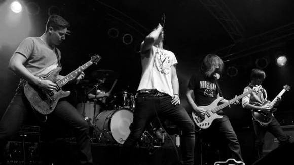 The Path Of - Heavy Metal Metalcore post hardcore Live Act in Alfeld (Leine)