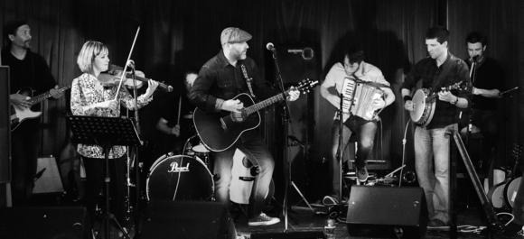 Vinnie's TV - Alternative Americana Rock Live Act in Cork
