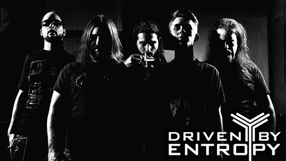 Driven By Entropy - Heavy Metal Metal Djent Live Act in Rodgau
