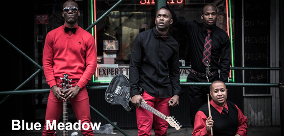 Blue Meadow - Rock R&B Live Act in New York