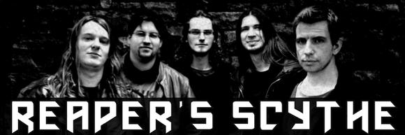 Reaper's Scythe - Rock Hard Rock Live Act in Dresden