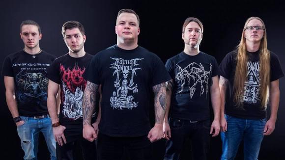 Necrosphere - Death Metal Death Metal Live Act in Kreuztal