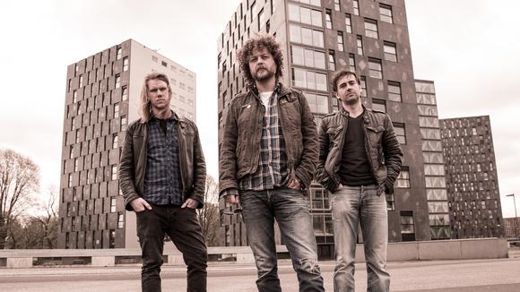 Gingerpig - Rock Blues Blues Rock Heavy Metal Live Act in Breda
