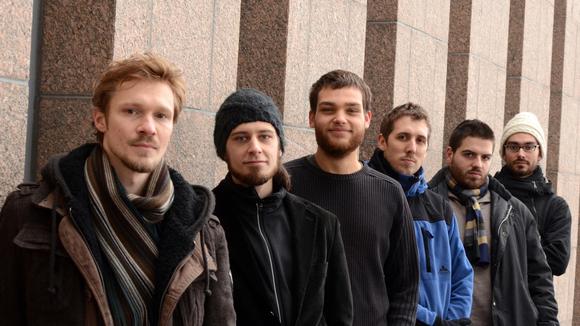 Khandroma - Jazz Progressive Rock Funk Live Act in Freiburg