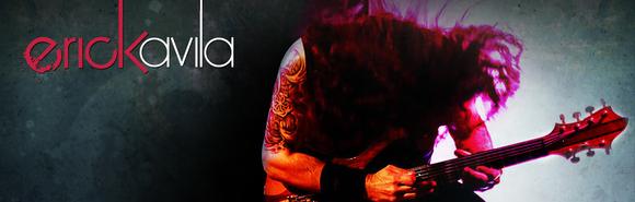 Erick Avila - Worldmusic Rock Progressive Metal Live Act in Nörvenich