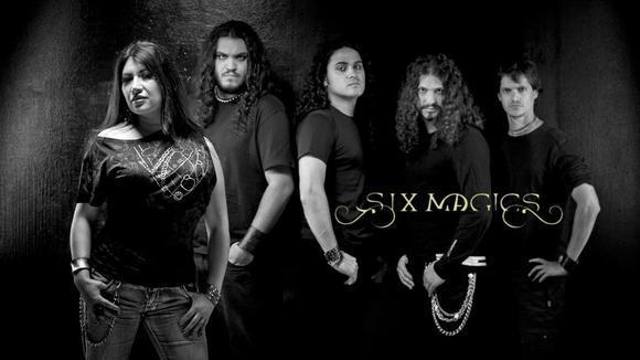 Six Magics - Heavy Metal Progressive Rock Progressive Metal Live Act in Nörvenich