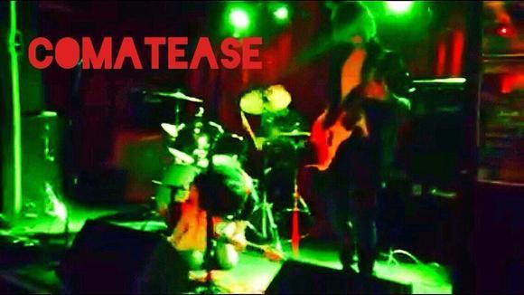 COMATEASE - Rock Hard Rock Alternative Rock Indie Live Act in Dublin