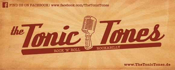 The Tonic Tones - Rock Rock 'n' Roll Rockabilly Country Live Act in München