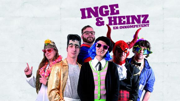 Inge & Heinz - Rock Live Act in Luckenwalde