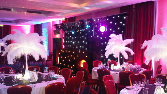 Champagne Entertainments Ltd - Disco DJ in Berkshire