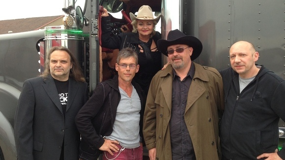 The Countrynents - Country Live Act in Weimar