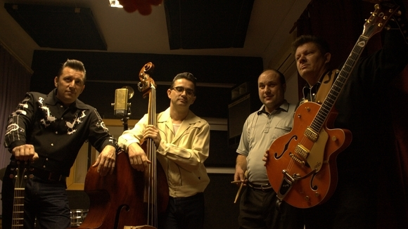 Mississippi Queen - Rockabilly Hillbilly Americana Rock 'n' Roll Country Live Act in Zagreb