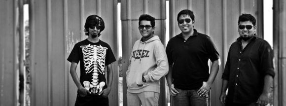 Grey Shack - Rock Blues Rock 'n' Roll Alternative Rock Live Act in Chennai