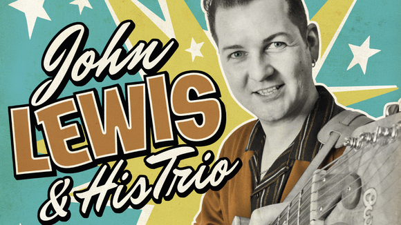 John Lewis and his Trio - Rockabilly Live Act in Penarth
