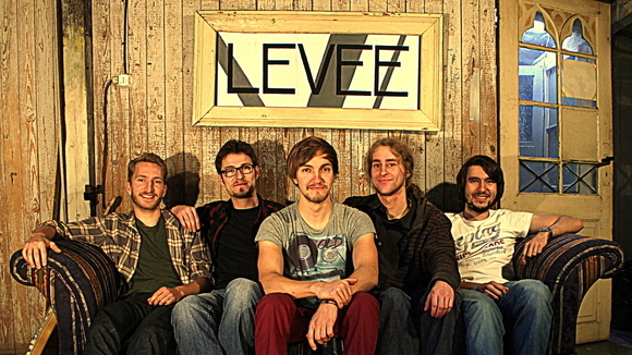 LEVEE - Rock Funk Stoner Rock Live Act in Rostock