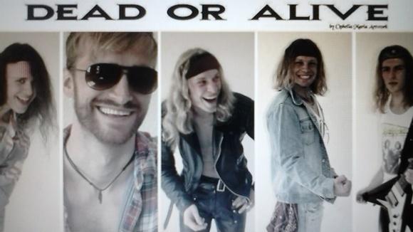 Dead or Alive - Bon Jovi Tribute - Rock Live Act in Meißen