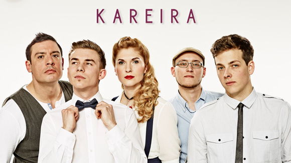 Kareira - Pop Funk Jazz Live Act in Nürnberg