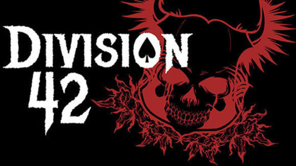Division 42 - Rock Hard Rock Heavy Metal Live Act in Hanau