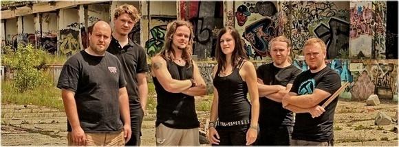 Adamon - Heavy Metal Death Metal Live Act in Kirchberg am Walde