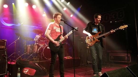 Indigo - Rock Live Act in Berlin