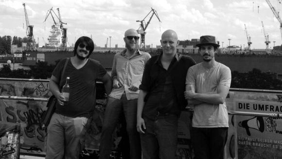 Mario Nyéky & The Road - Folk Live Act in Köln