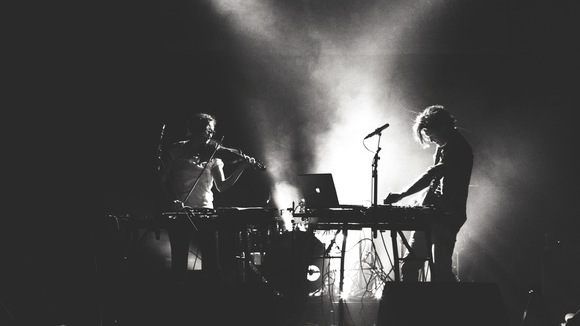 Nitzsche & Hummel - Trip-Hop Electronica Live Act in Berlin