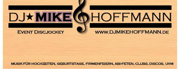 DJ Mike Hoffmann - Event DJ - Pop DJ in Darmstadt