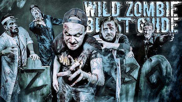 WILD ZOMBIE BLAST GUIDE - Heavy Metal Thrashcore Live Act in Remlingen