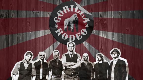 Gorilla Rodeo! - Ska Live Act in Ingolstadt