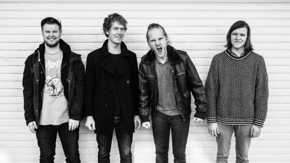 Monstereo - Rock Postrock Indie space rock Psychedelic Rock Live Act in Bergen