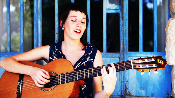 paloma blanca - Worldmusic Singer/Songwriter Live Act in berlin