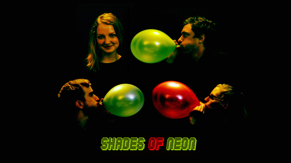 Shades Of Neon - Alternative New Wave Grunge Live Act in Berlin