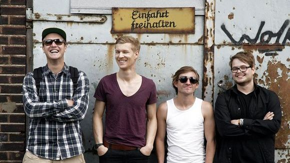 The Optimus Prime - Rock Live Act in Recklinghausen
