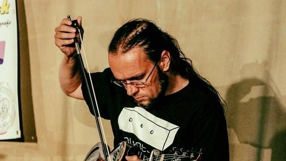 Boris Belica - Ambient Improvisation Experimental Live Act in Nitra