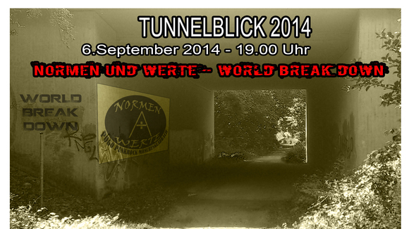 world break down - Punk Live Act in Mönchengladbach