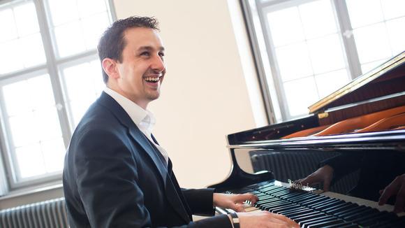 Thomas Förster Bar Piano - Jazz Pop Latin Live Act in Trossingen
