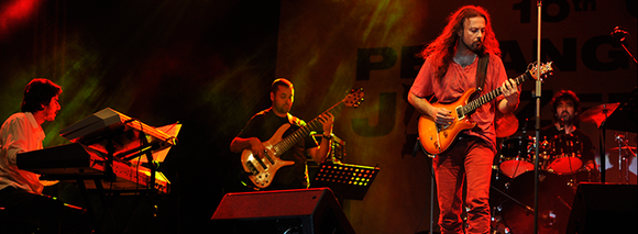 Okan Ersan - Jazz Fusion Jazz Fusion Live Act in Nicosia