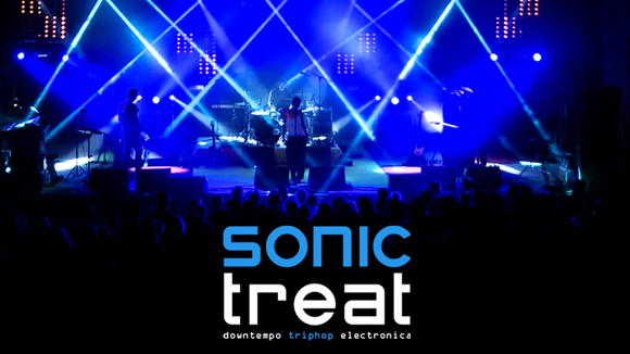 SONIC TREAT - Trip-Hop Electronica Downbeat Live Act in Berlin