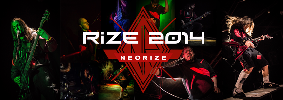 Neorize - Heavy Metal Alternative Progressive Rock Rock Progressive Metal Live Act in Dortmund