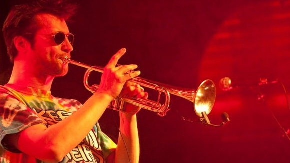 Lukas Trumpet - Jazz Funk Latin Live Act in Ahrensburg