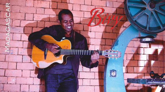 BIVY - Worldmusic Live Act in Antananarivo