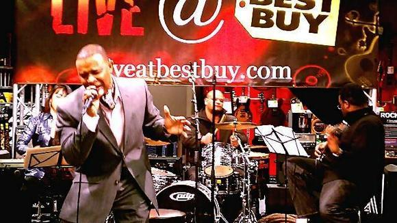 Walter Christopher - Singer/Songwriter Smooth Jazz Live Act in New York