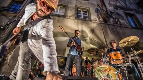 PEDRA PRETA - Jazz Live Act in Zürich, Bern, Salvador da Bahia