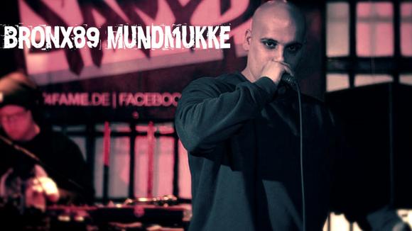 BRONX-89 - Disco Rap Pop House Human Beatboxing Live Act in Hamburg