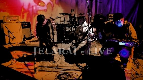 [ELARA] - Rock Psychedelic Rock Stoner Rock Live Act in Wüstenrot