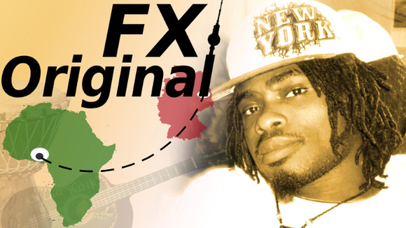 FX Original - Worldmusic Dancehall Roots Reggae RAGGA Live Act in Berlin