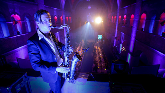 SAXOPHONIST LARS - Easy Listening Partymusik Live Act in Berlin
